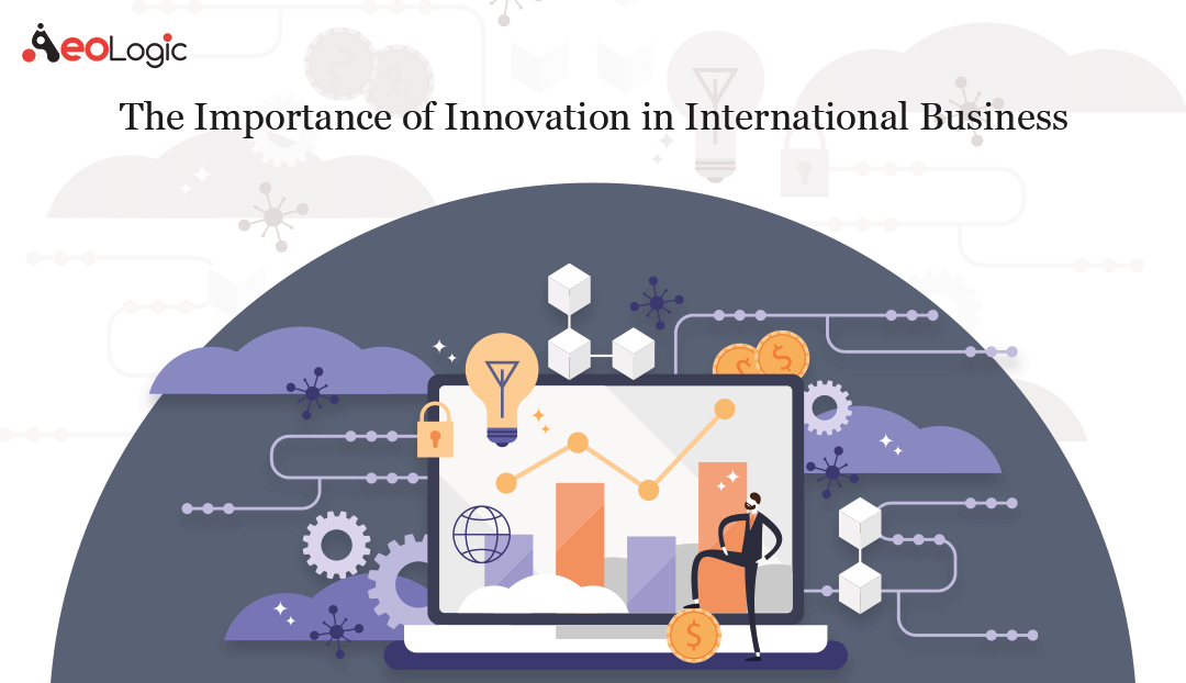 example of innovation in international business