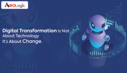 digital transformation is not about technology