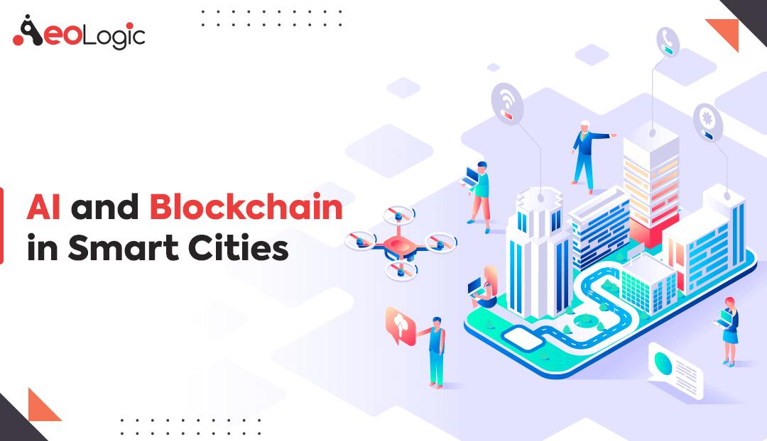 use of AI and Blockchain