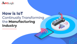 IoT Transforming in Manufacturing