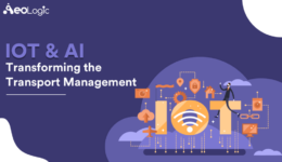 IoT and AI Transforming the Transport Management