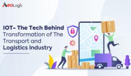 IoT Transformation in Logistics