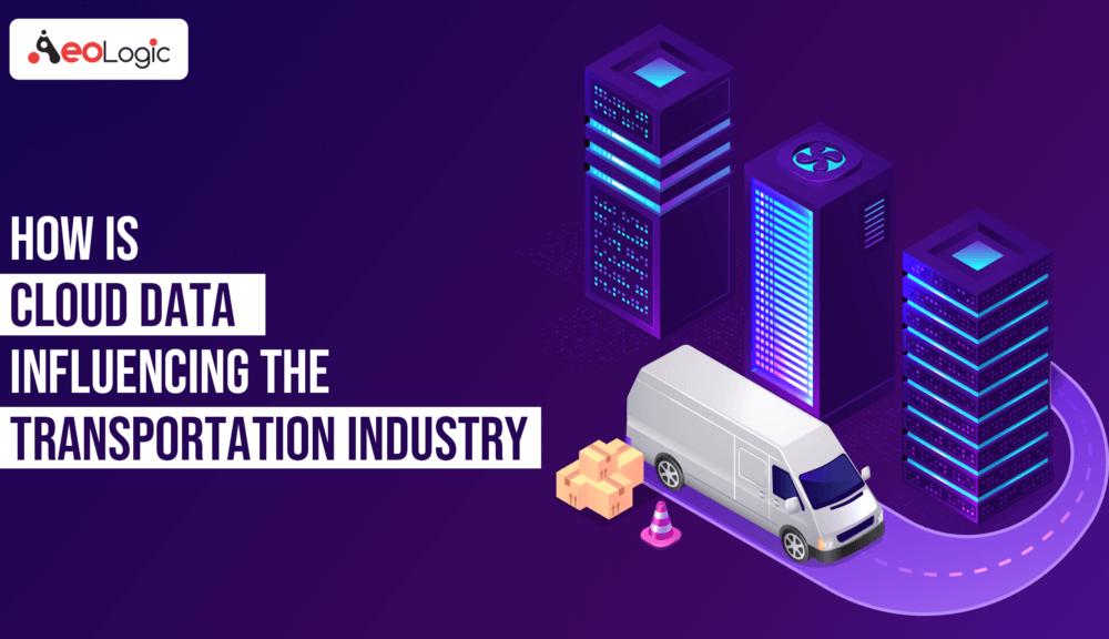 Cloud Data in Transportation