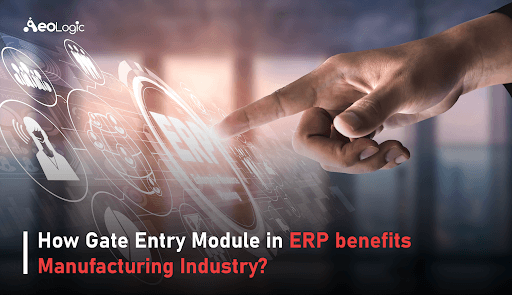 ERP Benefits for Manufacturing Industry