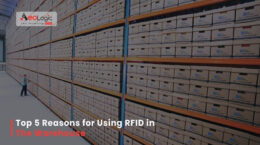 RFID Technology in Warehouse